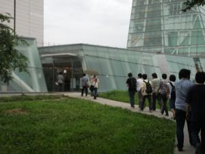 日本工業大学の図書館